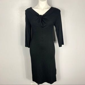 Viktor & Rolf H&M Collection Black Knit Dress XS